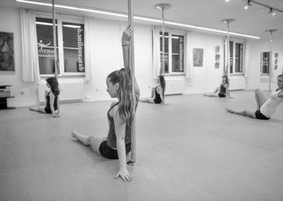 Poledance Kurs für Anfänger