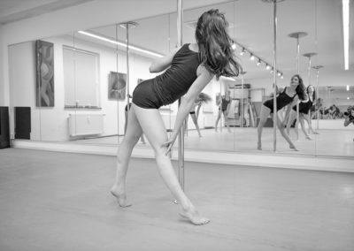poledance sexy move
