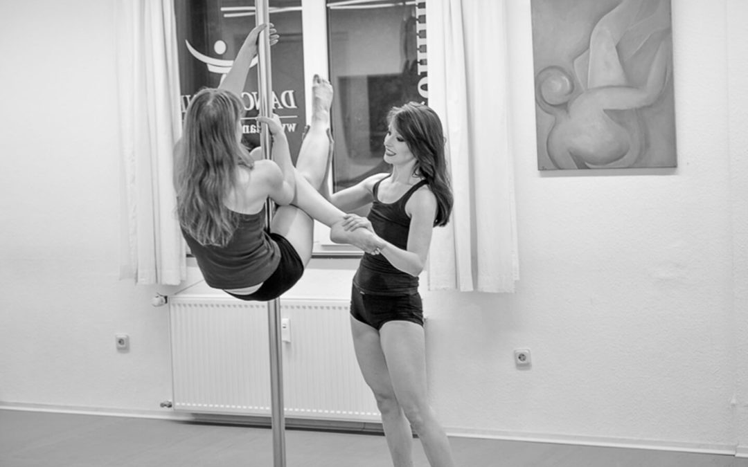 Personal Training Pole Dance