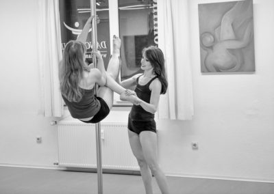 poledance training